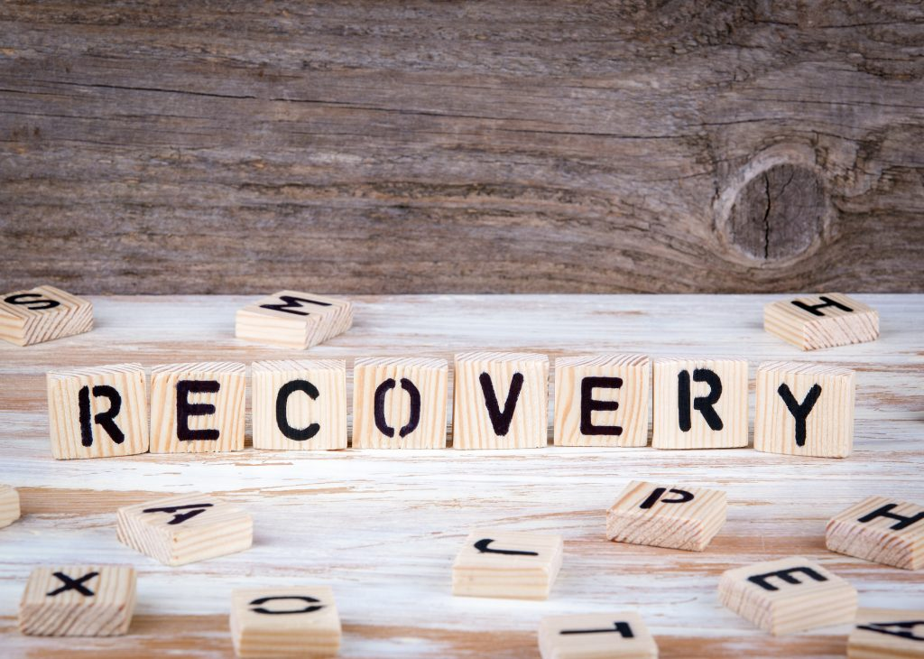 celebrities in recovery
