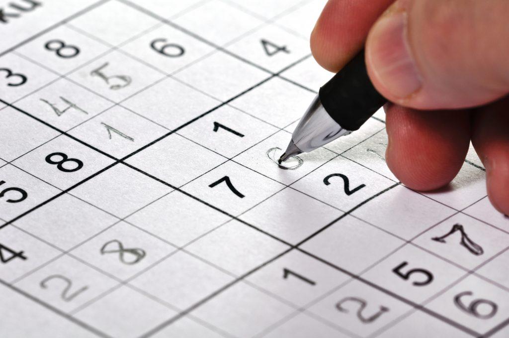 benefits of sudoku