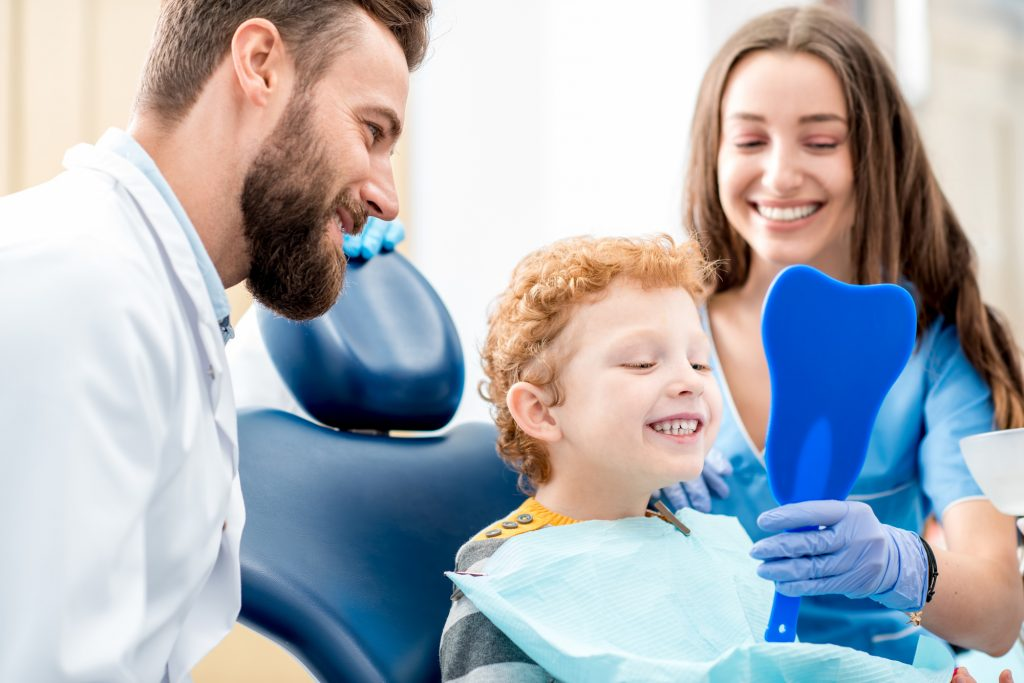 How to Talk to Kids About Going to the Dentist