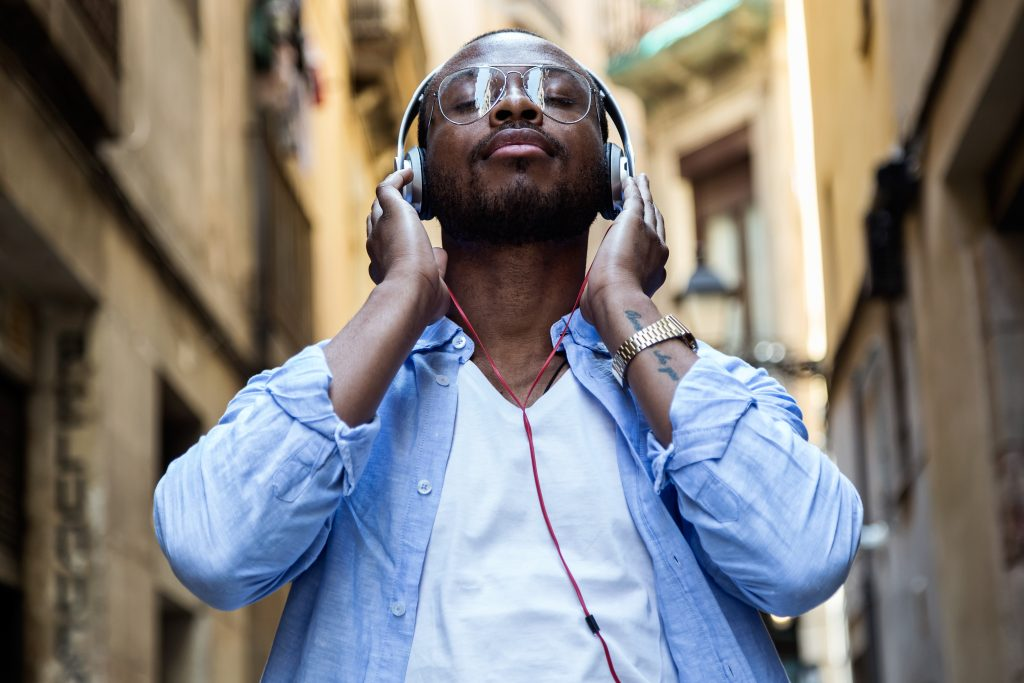 music to boost your health