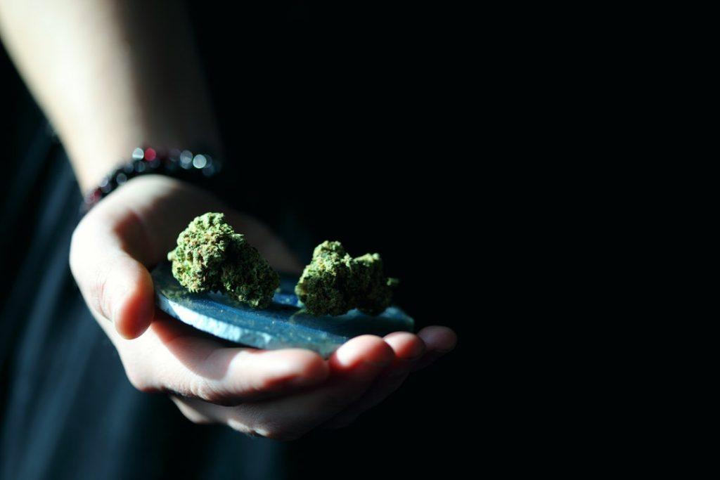 marijuana and metabolism